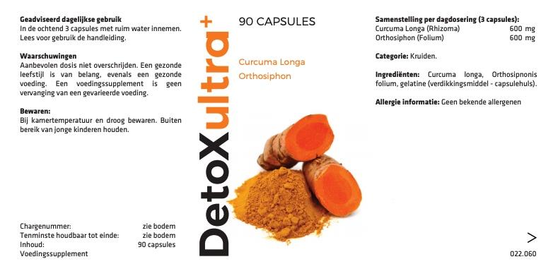 Detox Ultra Plus